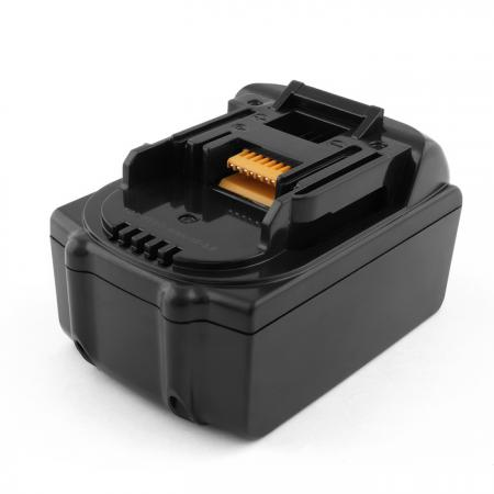 Аккумулятор для Makita 18V 3.0Ah (Li-Ion) BCF, BCL, BCS, BDA, BDF, BFR, BFS, BGA Series. 194205-3, 5000mah rechargeable lithium ion replacement power tool battery packs for makita 18v bl1830 bl1840 bl1850 lxt400 194205 3 p25