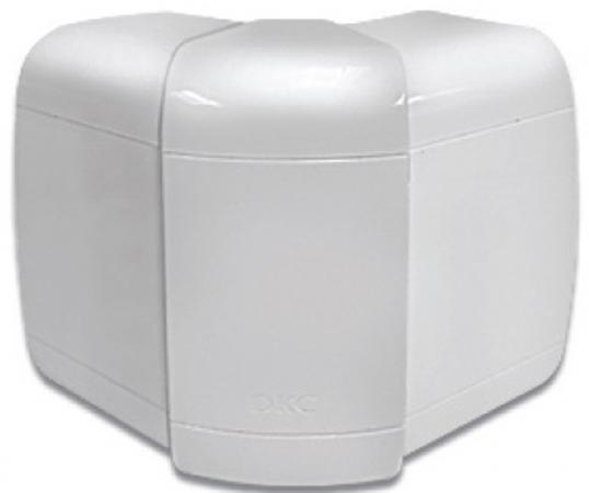 Dkc 01452 Угол внешний 140 х 50 мм, изменяемый (80-120°) крышка для ответвителя горизонтального dl осн 200 мм dkc 38365