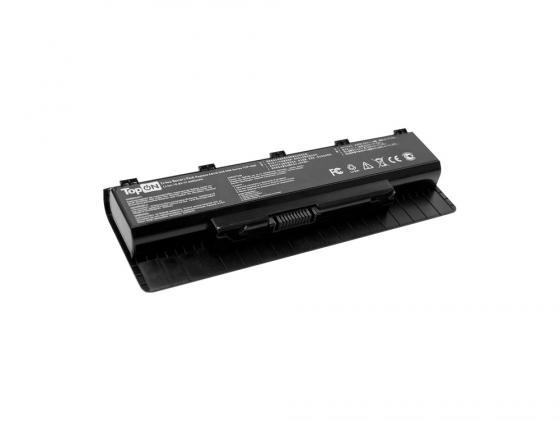 Аккумуляторная батарея TopON TOP-N56 4400мАч для ноутбуков Asus N46 N56 N76 цена
