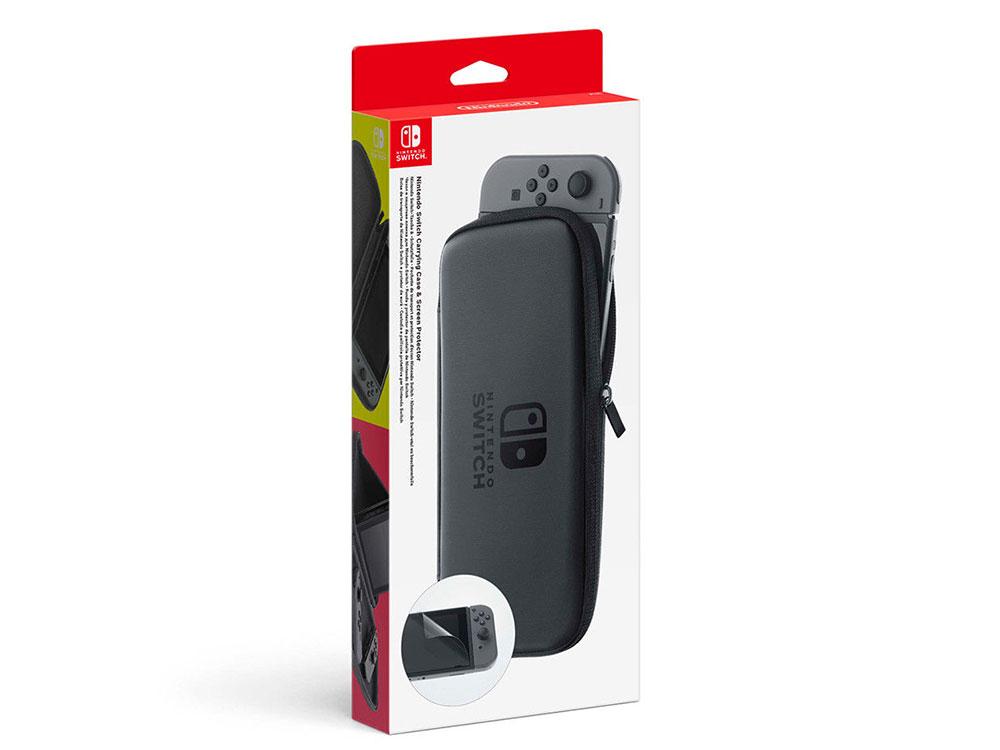 Комплект: чехол и защитная пленка Nintendo HAC A PSSAA (EUR) аксессуар для игровой приставки nintendo switch чехол и защитная пленка