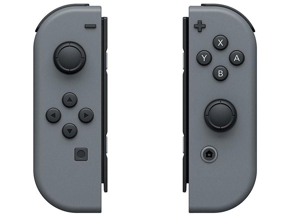 Комплект: 2 Контроллеры Nintendo Joy-Con (серый) HAC A JAAAA (EUR) жилет серый nicolle joy