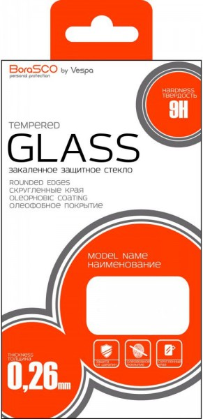 Защитное стекло BoraSCO 0,26 мм Универсальное 4
