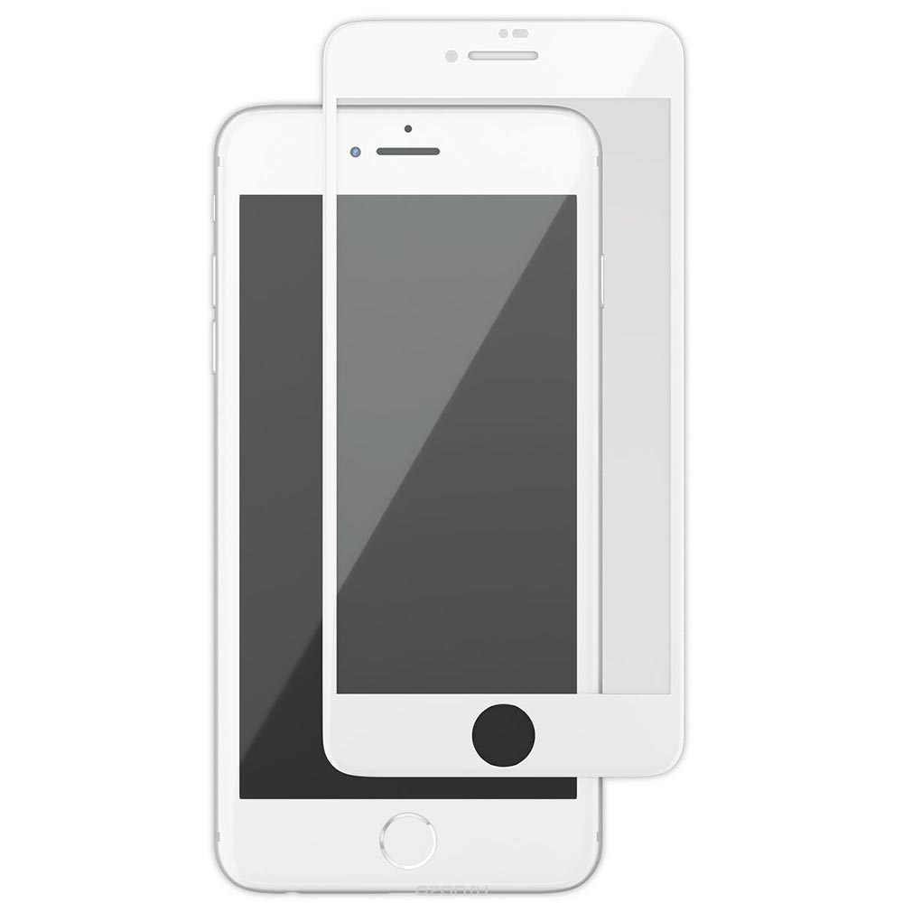 Комплект BoraSCO 3D для Apple iPhone 6/6S White цена