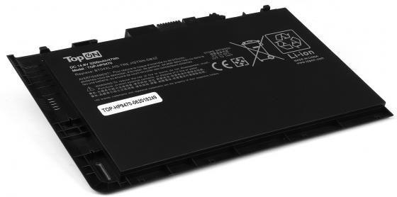 Аккумулятор для ноутбука HP EliteBook Folio 9470m, 9480m Ultrabook Series 3200мАч 14.8V TopON TOP-HP цена