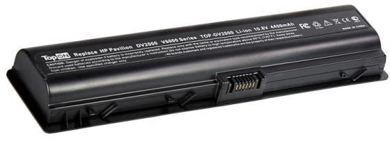 Аккумулятор для ноутбука HP G6000, G7000, Pavilion dv2000, dv6000, dx6600 Series 4400мАч 10.8V TopON sheli laptop motherboard for hp pavilion dv6000 434722 001 pm945 non integrated graphics card 100% tested