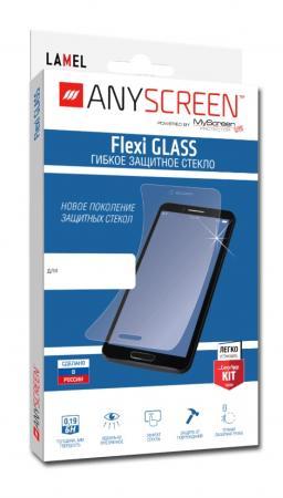 купить Пленка защитная lamel гибкое стекло Flexi GLASS для Sony Xperia E5, ANYSCREEN онлайн