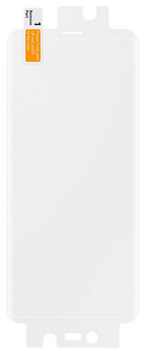 Пленка защитная прозрачная Samsung ET-FG965CTEGRU для Samsung Galaxy S9+ защитная пленка samsung [et fg960ctegru] для samsung galaxy s9 прозрачная 2 шт