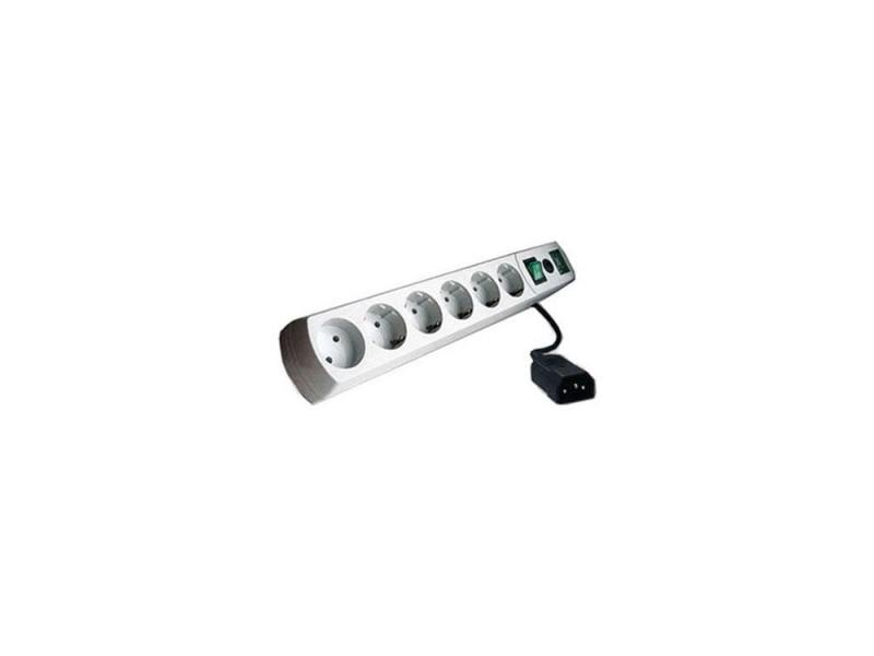 Сетевой фильтр MOST Real RG-U 6 розеток 3 м белый