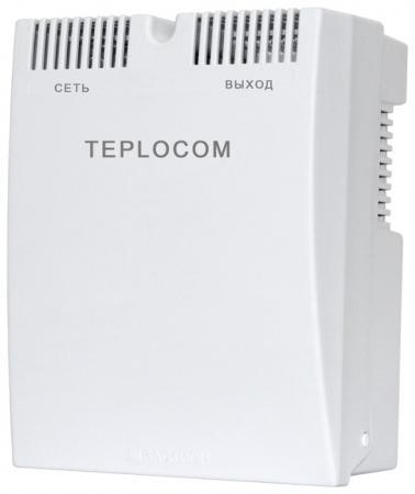 Стабилизатор напряжения Бастион Teplocom ST-888 1 розетка — стабилизатор напряжения teplocom st 888 и для котла