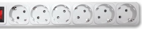 Сетевой фильтр Centek СТ-8901-6-3,0 White цена и фото