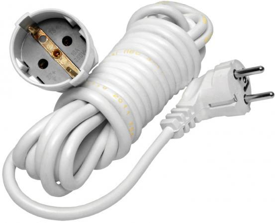 Удлинитель шнур UNIVersal УШ-16 ПВС 3*1,0 1гнездо 3м.