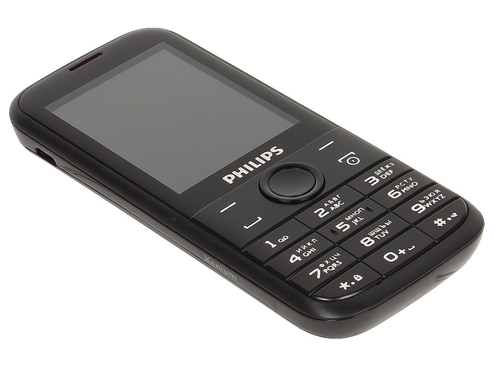 Мобильный телефон Philips E160 (Black) 2SIM/2.4