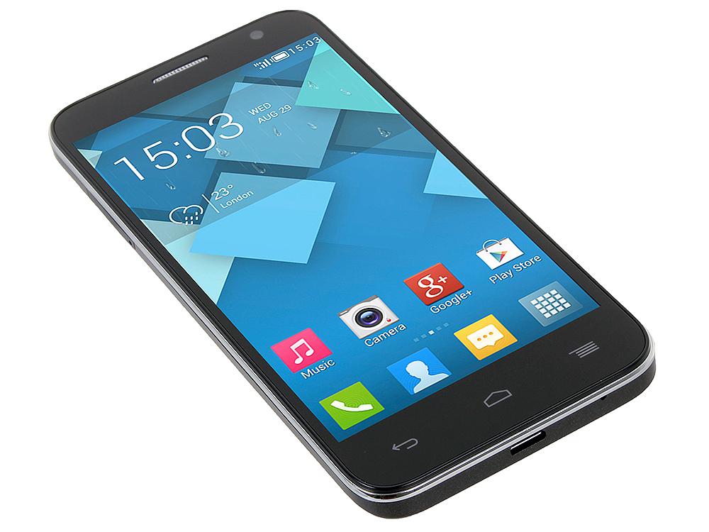 Смартфон Alcatel OT6014Х IDOL 2 MINI L (Dark Grey)