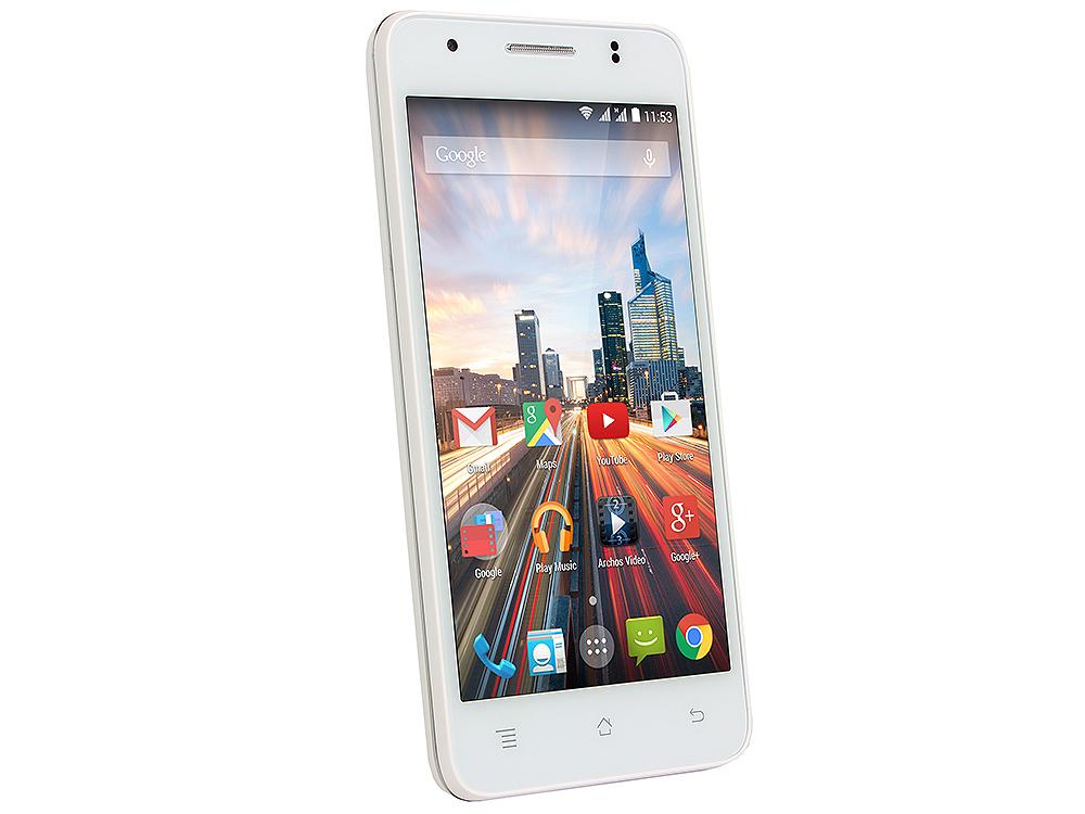 """Смартфон Archos 50c Helium 4G 5"""" FW VGA 854 x 480/IPS/QuadCore 1.2 Ghz/3G и 4G LTE/RAM 1GB/8GB/"""
