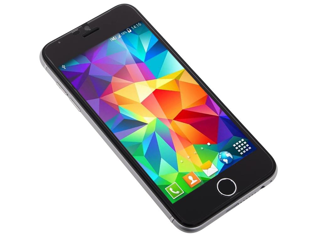 Смартфон Ginzzu S4720 Gray 2SIM/4.7