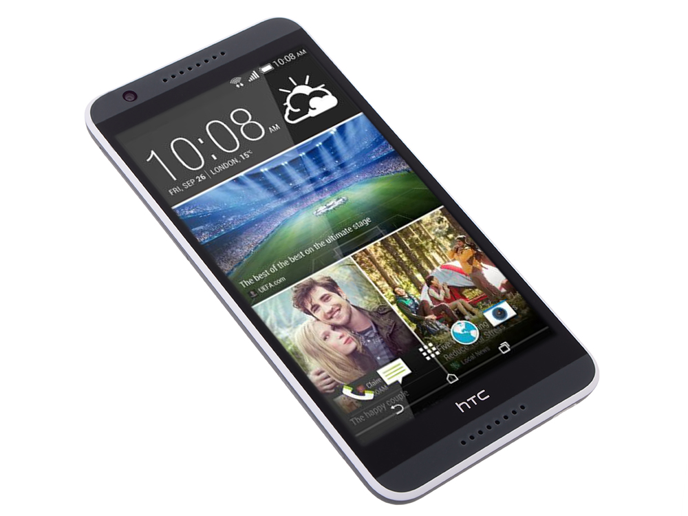 Смартфон HTC Desire 820G dual sim Grey