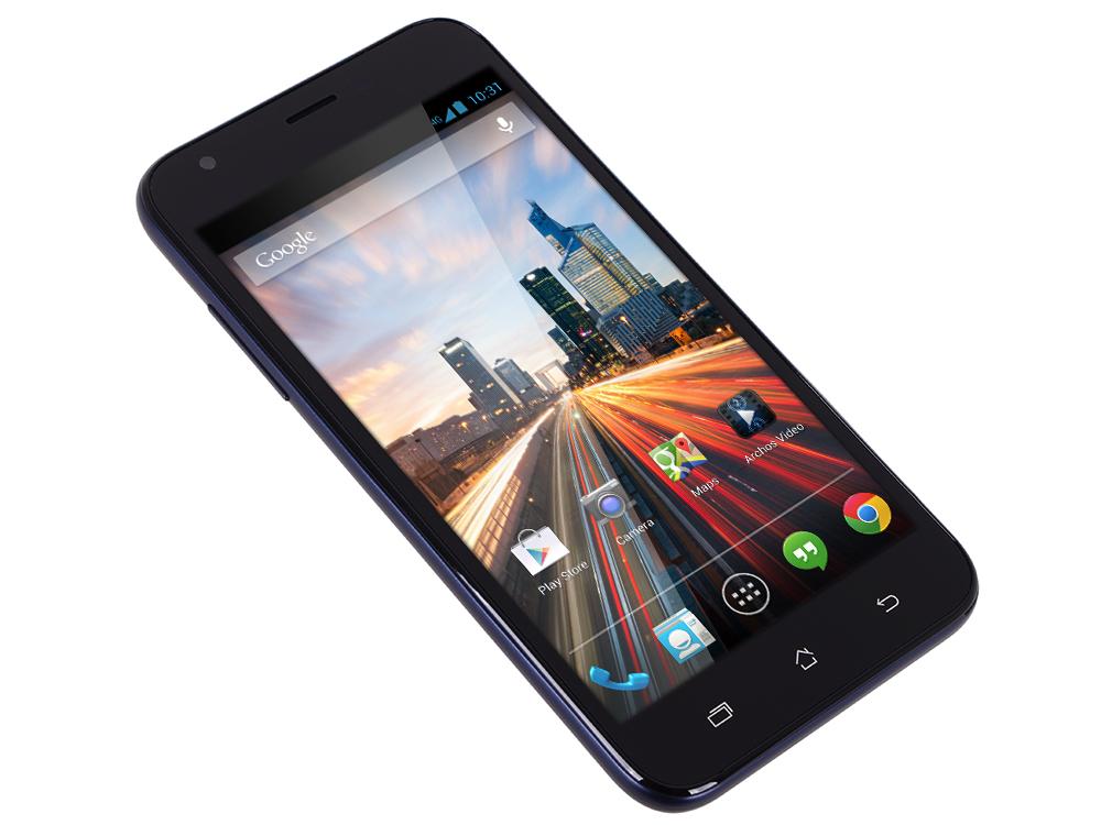 Смартфон Archos 50c Platinum 1.3Ghz/5'' IPS/1Gb/8Gb/Dual SIM/SD/WiFi/BT/13MP/And 5.1