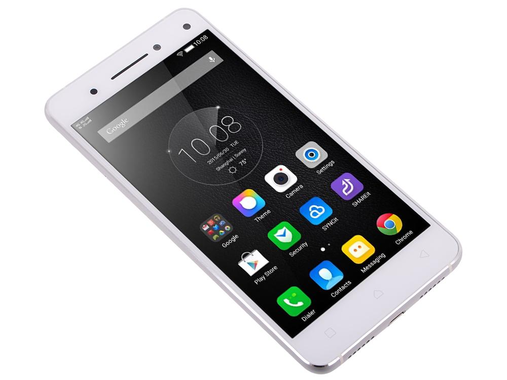 купить Смартфон Lenovo IdeaPhone VIBE S1 DUAL SIM LTE WHITE (PA200001RU) недорого