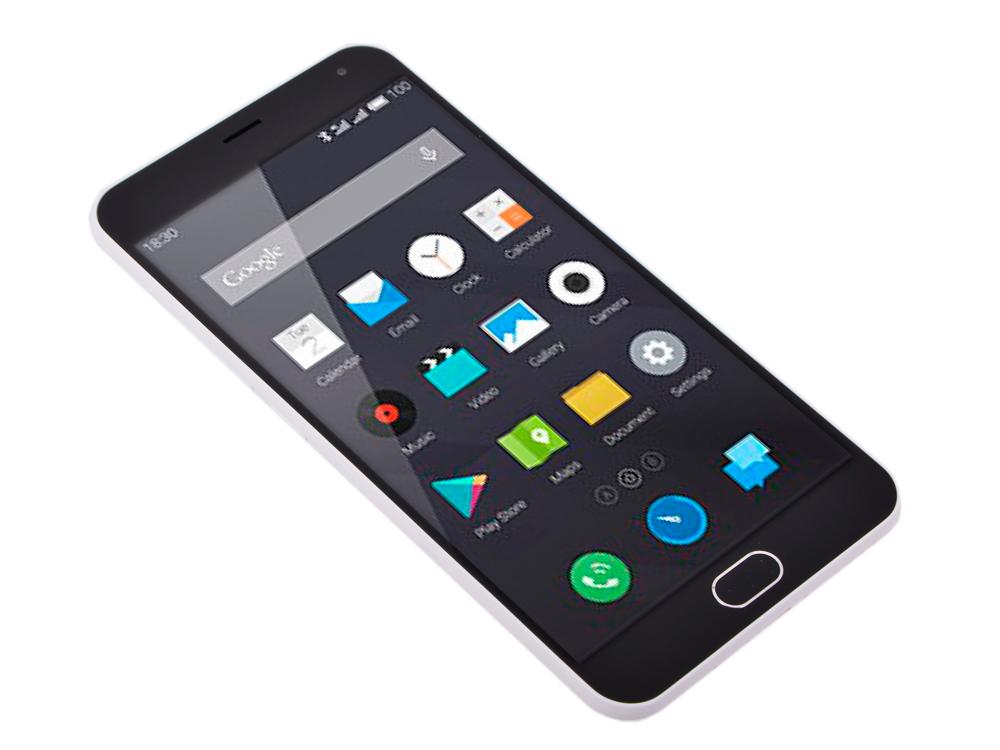 Смартфон MEIZU M2 Note WHITE 16ГБ. Производитель: MEIZU, артикул: 0341302