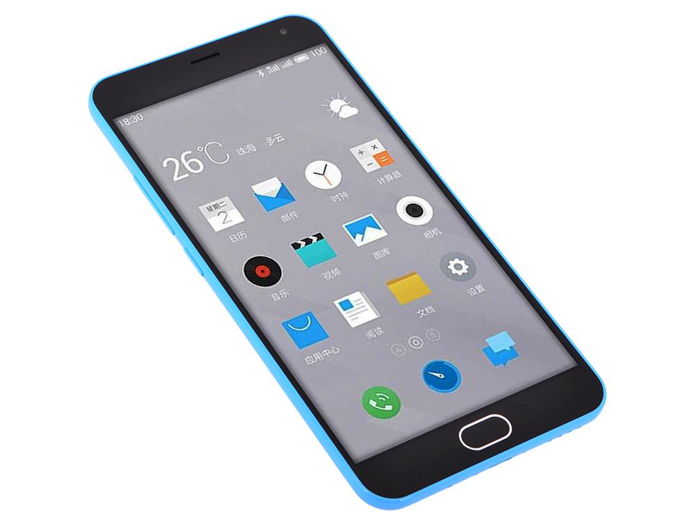Смартфон MEIZU M2 Note BLUE 16ГБ