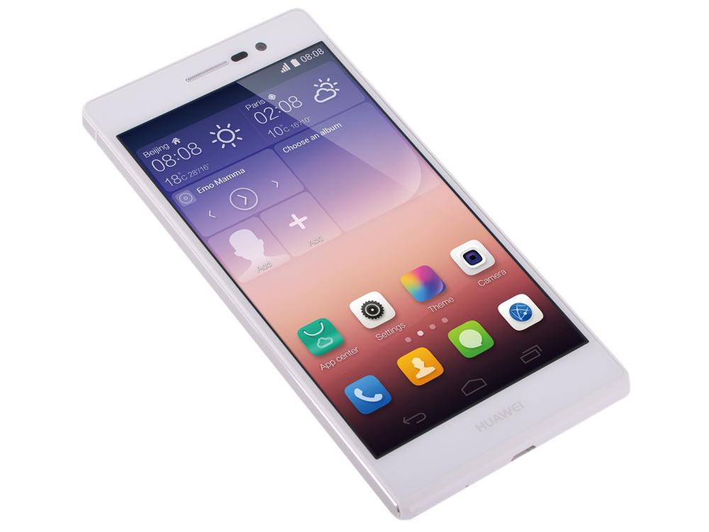 Смартфон HUAWEI ASCEND P7 LTE P7-L10 WHITE. Производитель: Huawei, артикул: 0343464