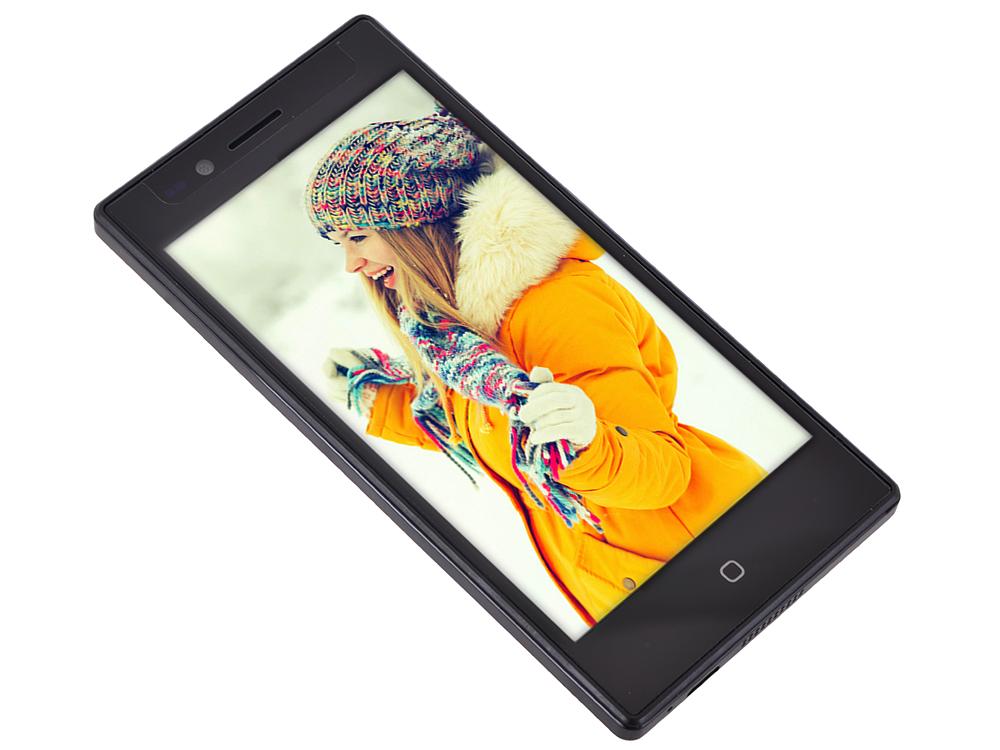 Смартфон IRBIS SP46 Черный 4.5