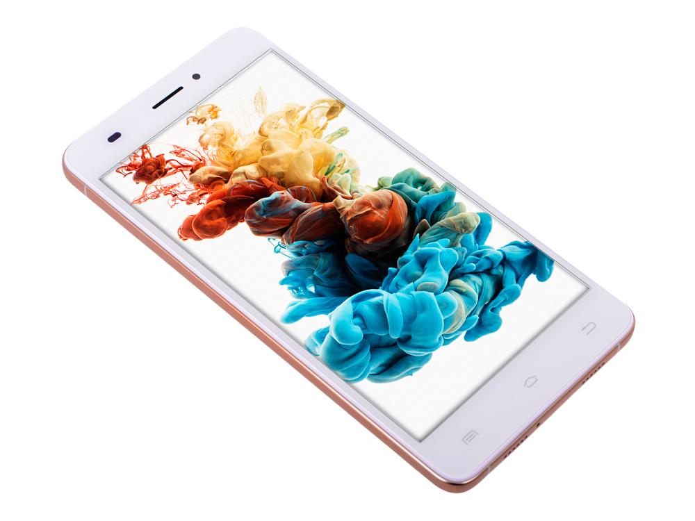 Смартфон IRBIS SP56 Золотой 5.5