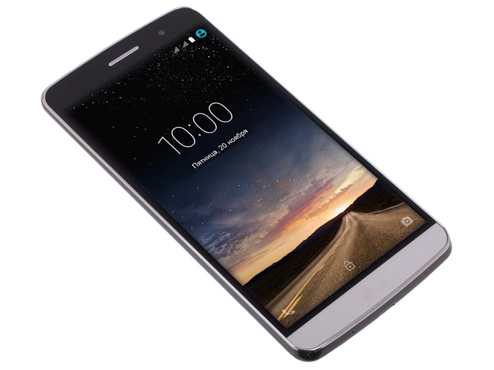 Смартфон LG X190 Ray 16Gb серебристый моноблок 3G 2Sim 5.5
