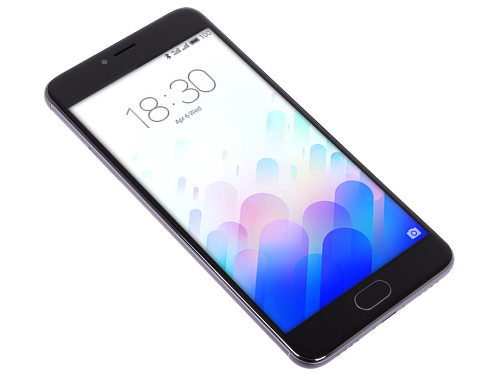 Смартфон MEIZU M3 Note (L681H) 16Gb, Gray. Производитель: MEIZU, артикул: 0366678