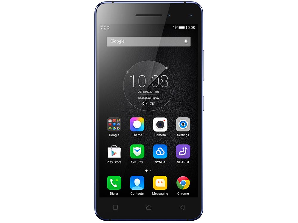 Смартфон Lenovo IdeaPhone VIBE S1 DUAL SIM LTE BLUE (PA200025RU) lenovo vibe c2 k10a40 dual sim 8gb lte black