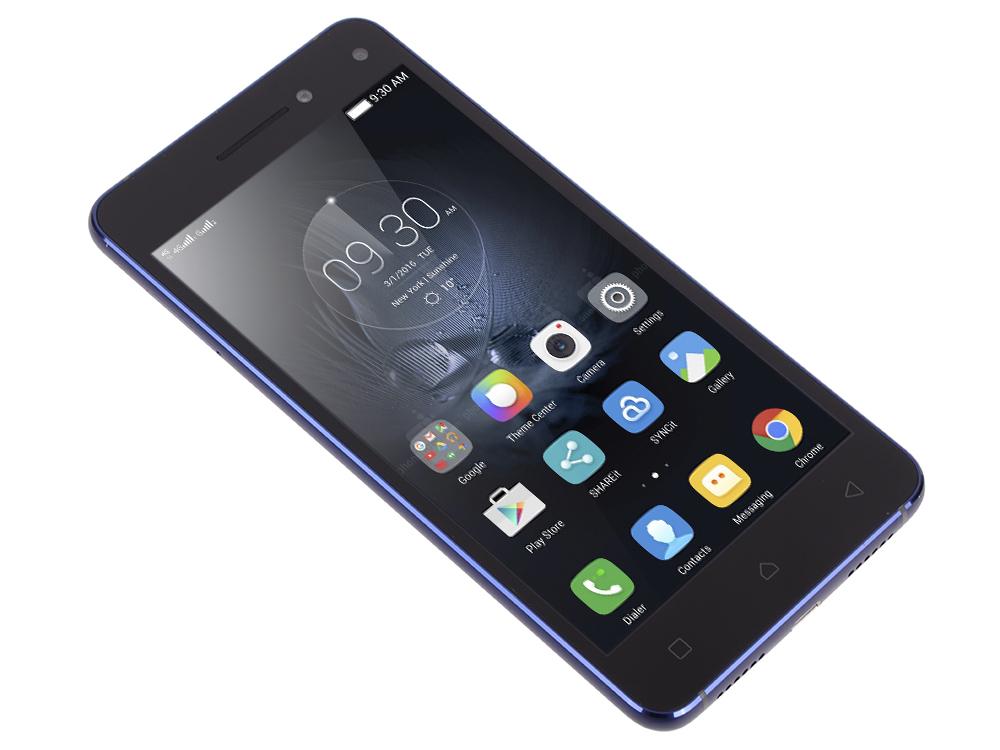Смартфон Lenovo IdeaPhone VIBE S1 DUAL SIM LTE BLUE (PA200025RU) смартфон lenovo vibe s1 lte white