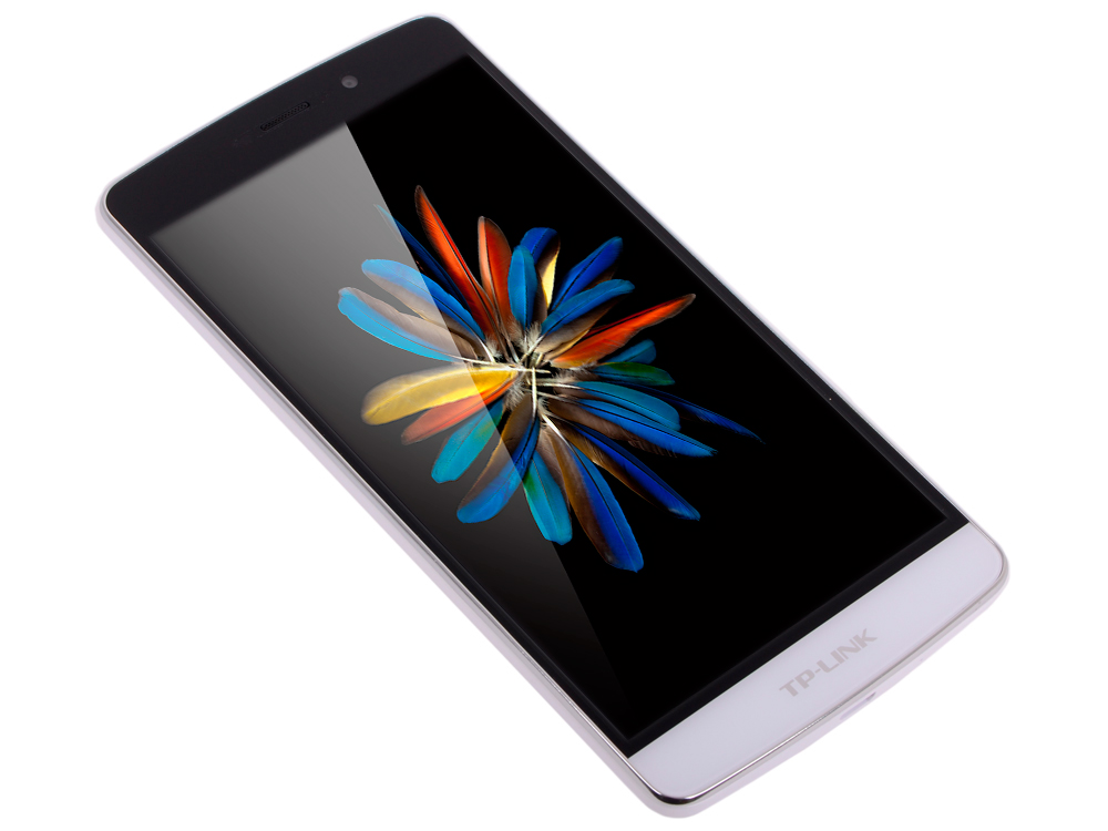 цены Смартфон Neffos C5 Max TP702A14RU White MediaTek MT6753 (1.3)/16 Gb/2 Gb/5.5