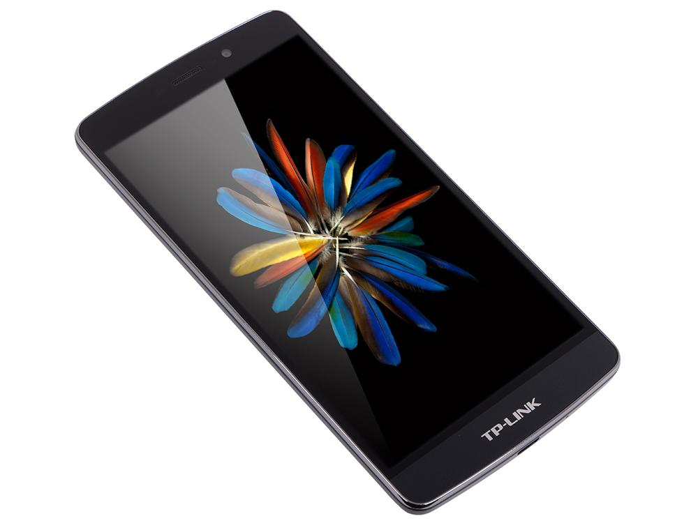 Смартфон TP-LINK Neffos C5 MAX (TP702A24RU) Grey +power bank TP-PB2600