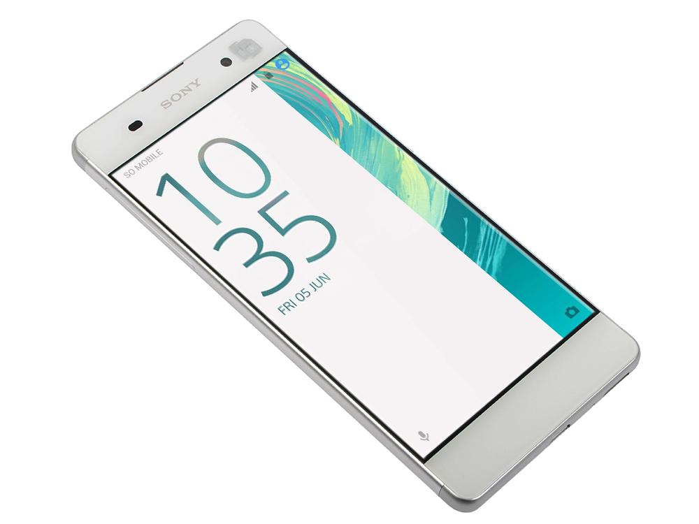 Смартфон SONY Xperia XA Dual (F3112) White MediaTek MT6755/2 Гб/16 Гб/5 (1280x720)/DualSim/3G/4G/BT/Android 6.0 sony xperia e5 f3311 white