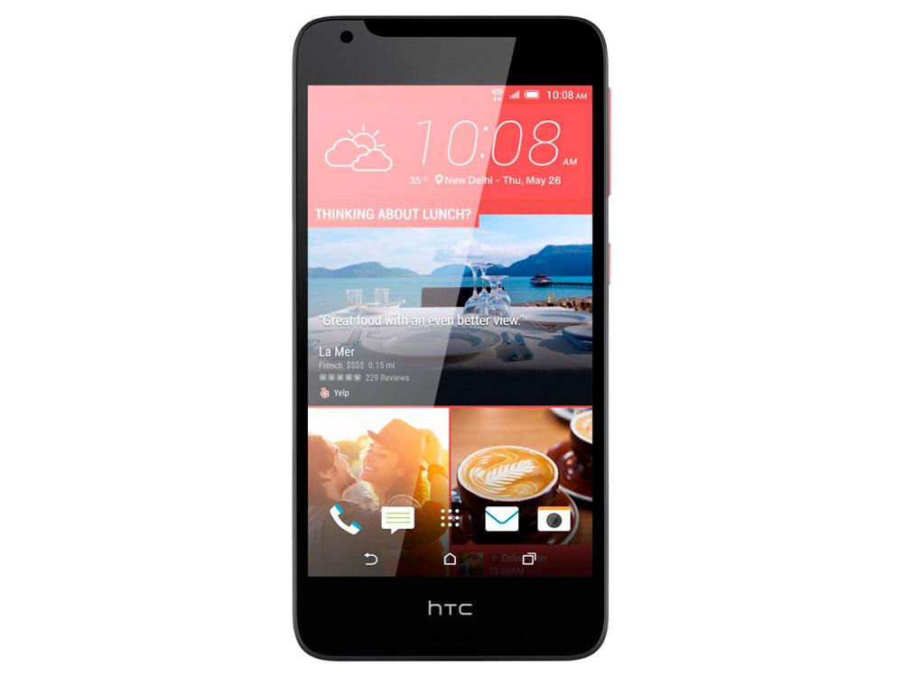 Смартфон HTC Desire 628 черный красный 5
