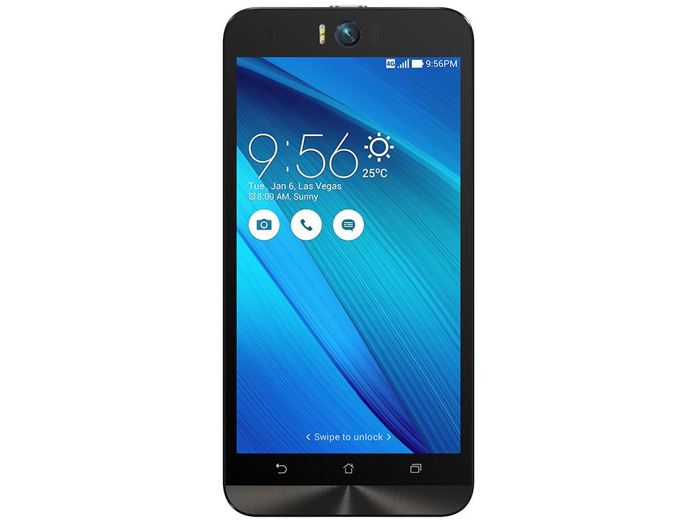 Смартфон ASUS ZenFone Selfie ZD551KL голубой 5.5