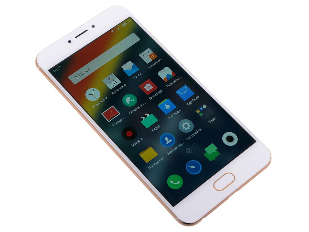 Смартфон Meizu MX6 32GB GOLD M685H-32-GW