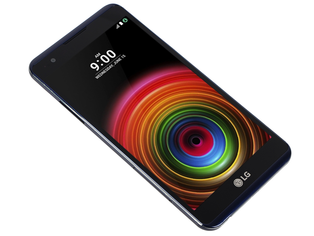 Смартфон LG X Power K220DS черный 5.3 16 Гб LTE Wi-Fi GPS LGK220DS.ACISBK смартфон lg x venture