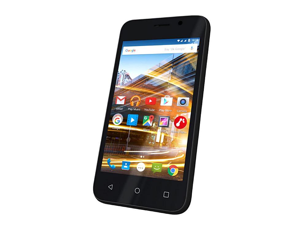 Смартфон ARCHOS 40 Neon черный 4 8 Гб Wi-Fi GPS 503144