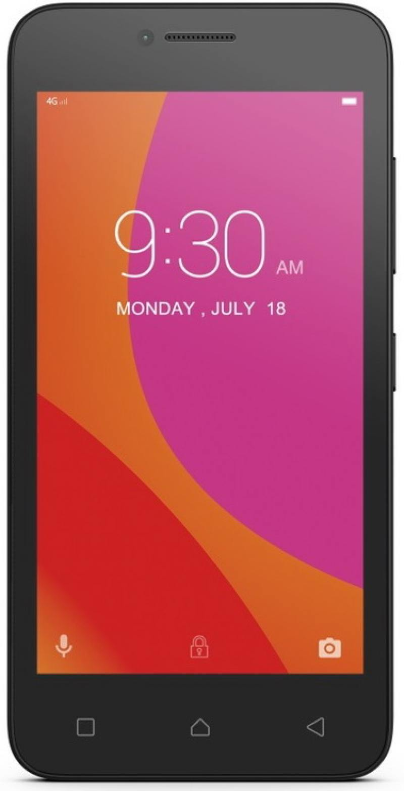 Смартфон Lenovo Vibe A Plus черный 4.5