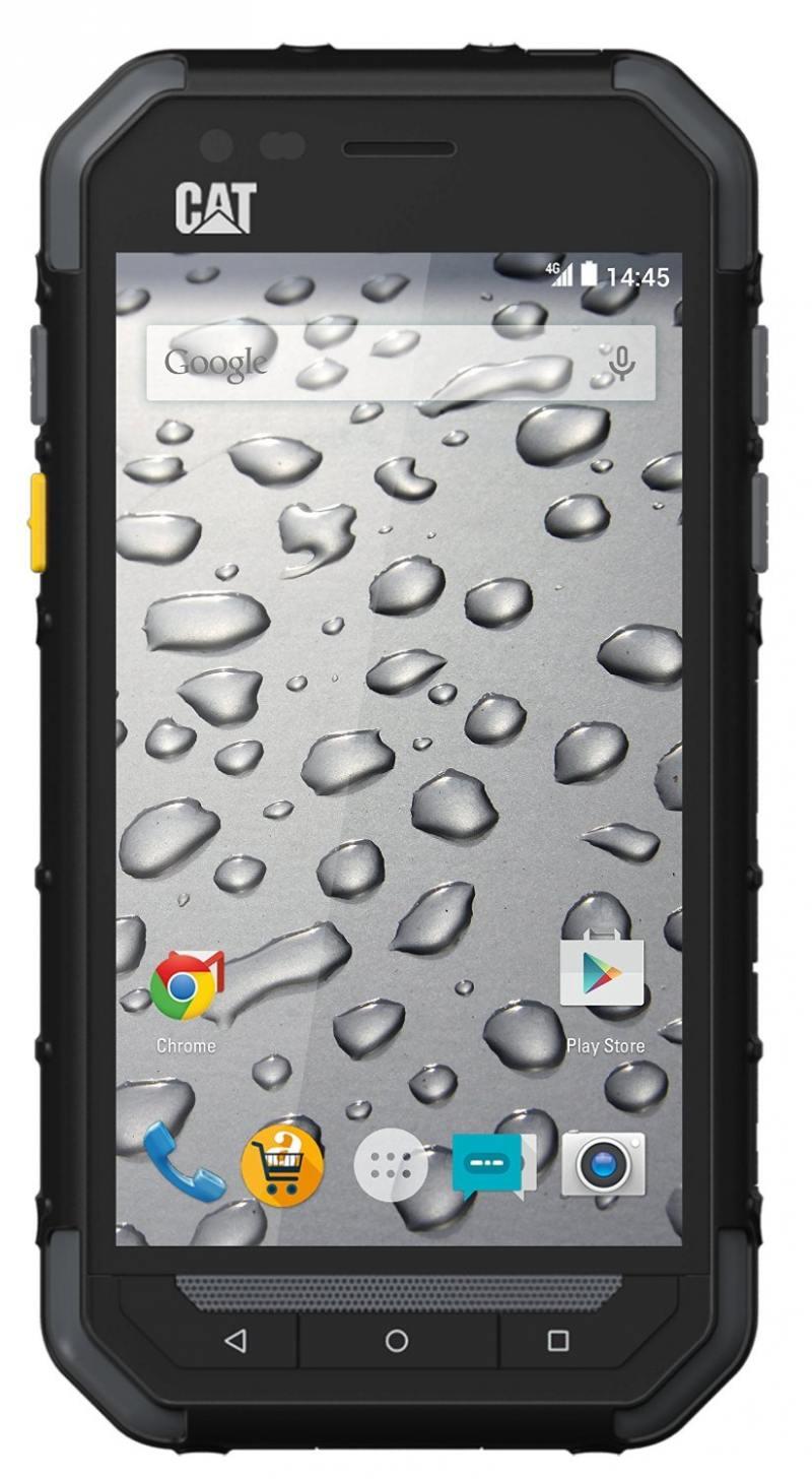 Смартфон Caterpillar S30 черный 4.5 8 Гб LTE Wi-Fi GPS 3G CS30-DEB-E02-EN смартфон zte blade a510 серый 5 8 гб lte wi fi gps 3g
