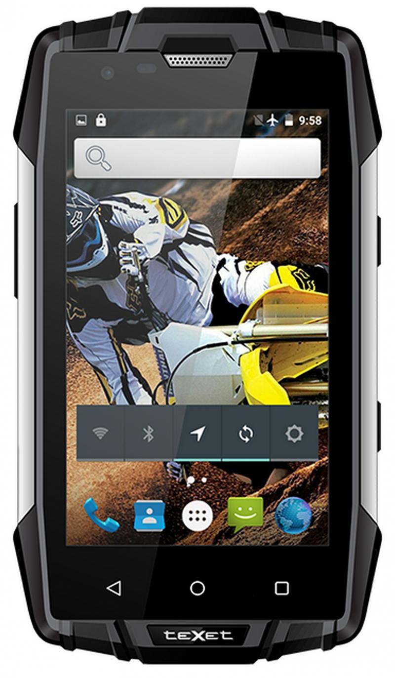 все цены на Смартфон Texet TM-4083 черный жёлтый 4