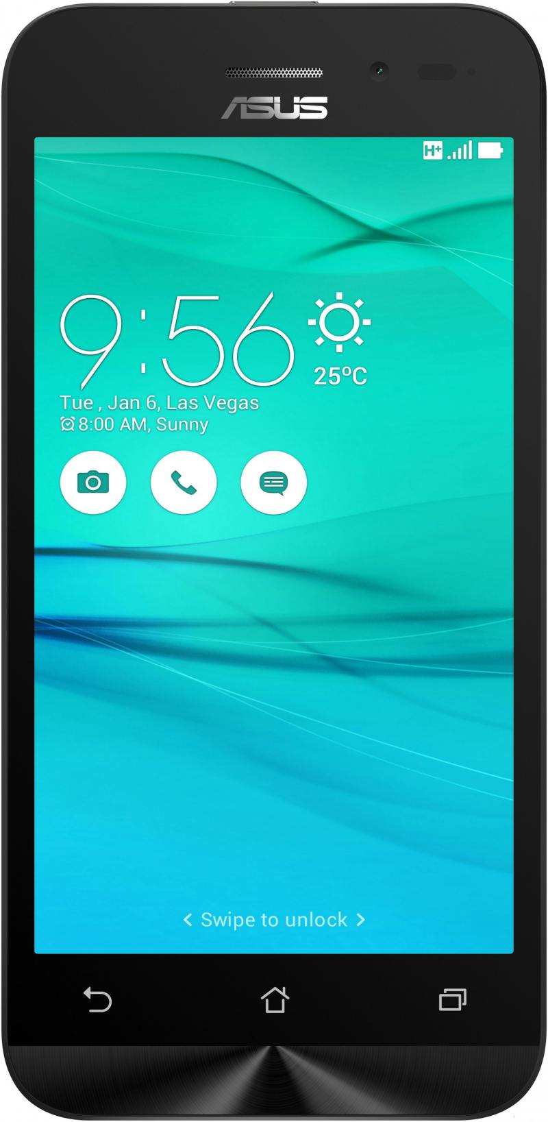 Смартфон ASUS Zenfone Go ZB450KL белый 4.5
