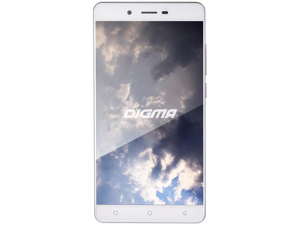 Смартфон Digma S502 белый 5.5