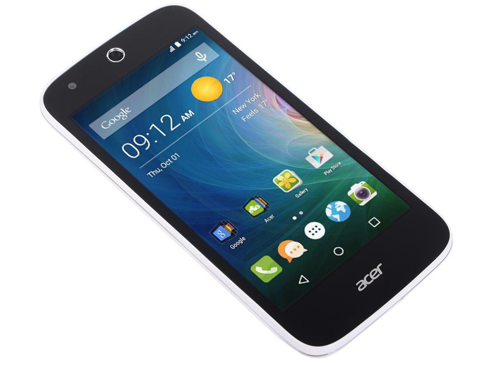 Смартфон Acer Liquid M330 белый 4.5