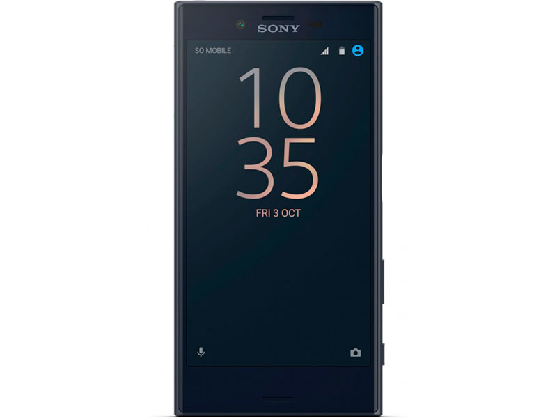 Смартфон SONY Xperia X Compact (F5321) Graphite Black Qualcomm Snapdragon 650/3 Гб/32 Гб/4.6 (1280x720)/3G/4G/BT/Android 6.0 смартфон sony xperia xa1 ultra dual