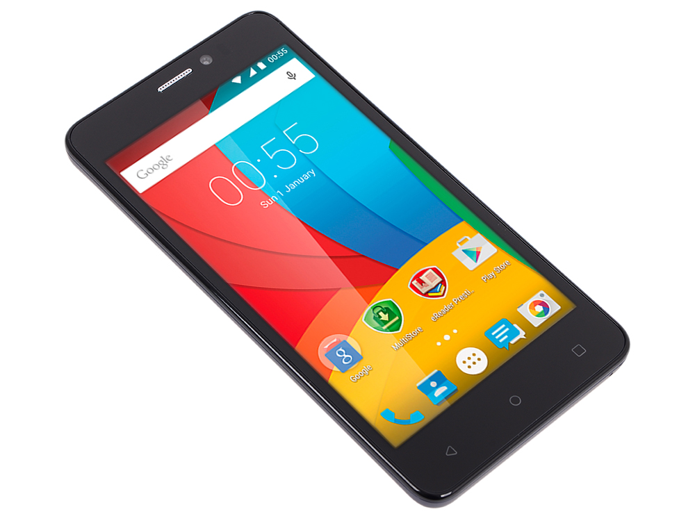 Смартфон Prestigio Muze K5 LTE (PSP5509DUOBLUE) 5.0
