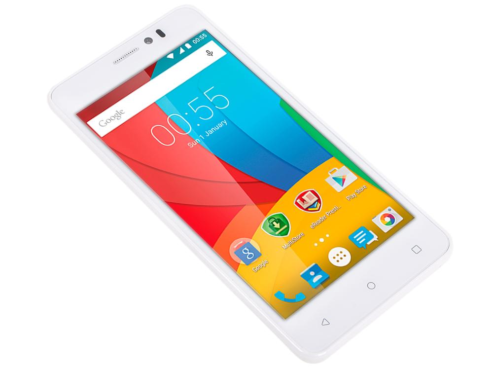 Смартфон Prestigio Muze K5 LTE (PSP5509DUOWHITE) 5.0