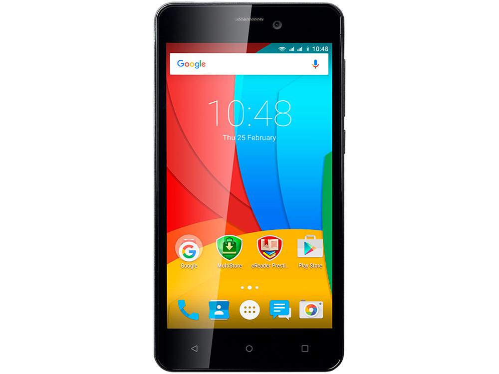 Смартфон Prestigio Muze A5 (PSP5502DUOBLACK) 5.0