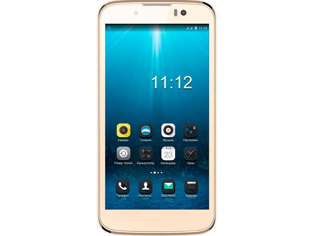 Смартфон Nautilus Neo 5.0s gold (GPB07666) 5